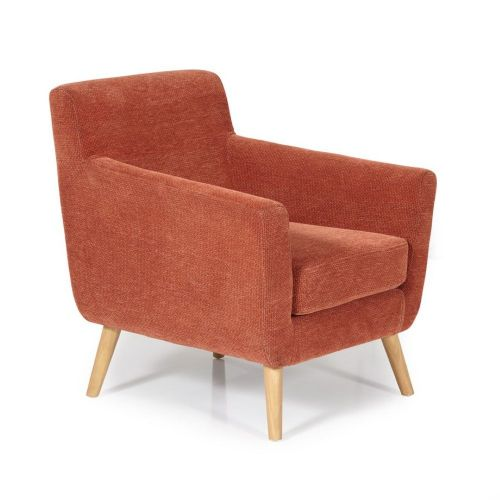 Ocassional Kelso Orange Occasional Chair